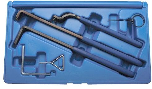 Sada klíčů na řemenice k napínání řemenů VW, Audi