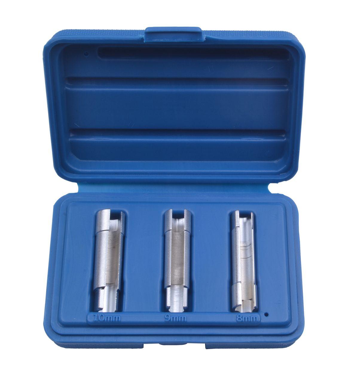 Nástrčné klíče na zapalovací svíčky 8, 9, 10 mm, Alfa Romeo, Fiat, Opel