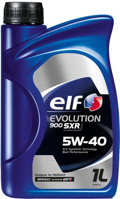 Motorový olej Elf EVOLUTION 900 SXR 5W-40 1L