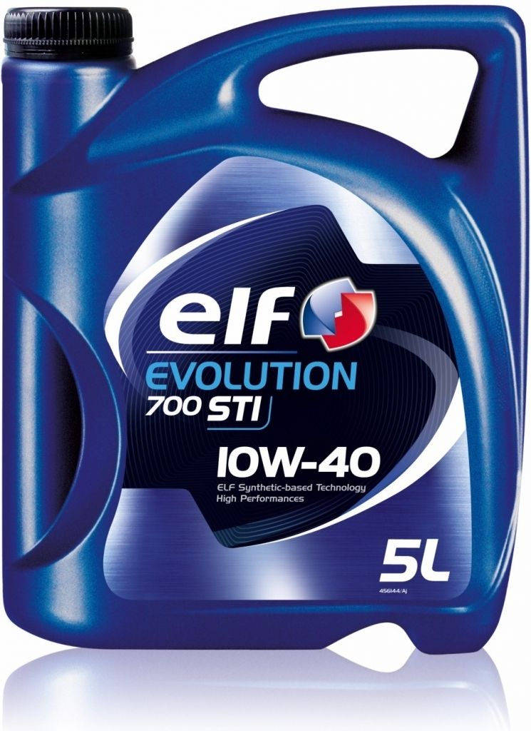 Motorový olej Elf Evolution 700 STI 10W-40 5L