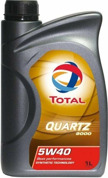 Motorový olej Total QUARTZ 9000 5W-40 1L