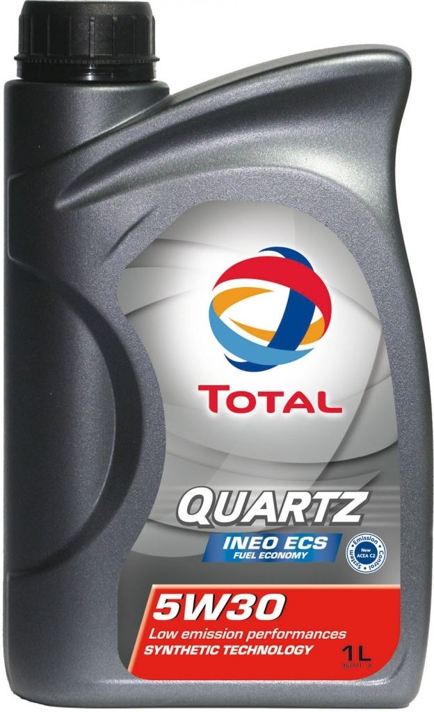 Motorový olej Total QUARTZ INEO ECS 5W-30 1L