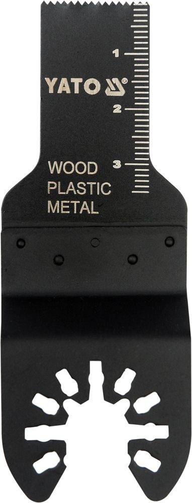 Pilový list na ponor. řezy BIM pro multifunkční nářadí, 20mm (dřevo, plast, kov)