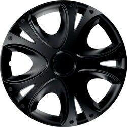 Poklice DYNAMIC Black 1ks 13""