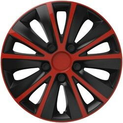 Poklice RAPIDE Red/Black 1ks 13""
